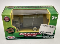MOTORMAX 76587 3 COMMANDO FORCE (COUNTER DISPLAY)