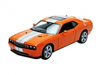 WELLY 24049 2013 DODGE CHALLENGER SRT ORANGE