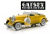 GREENLIGHT 12927 1934 DUESENBERG II SJ THE GREAT GATSBY 2013 , YEL...