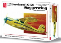 AMT 886 1:48 BEECHCRAFT G17S STAGGERWING