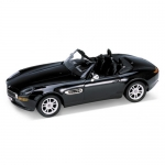 WELLY 22084S 2003 BMW Z8, SILVER