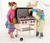 HAPE E3127 GOURMET GRILL (WITH FOOD) DS