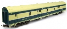 FRATESCHI 2440 BAGGAGE / MAIL CAR CPEF