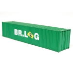 FRATESCHI 20755 SINGLE CONTAINER BR LOG
