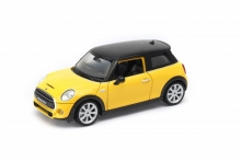 WELLY 24058 2015 NEW MINI HATCH