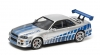 GREENLIGHT 86208 1:43 NISSAN SKYLINE GT-R 1999 - 2 FAST 2 FURIOUS (2003)