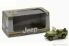 GREENLIGHT 86307 1:43 1944 JEEP C7 (ARMY GREEN, STAR ON HOOD)