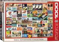 EUROGRAPHICS 6000-0804 SHELL HERITAGE COLLECTION 1000 PIEZAS PUZZLE