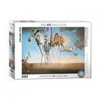 EUROGRAPHICS 6000-0847 THE TEMPTATION OF ST. ANTHONY 1000 PIEZAS PUZZLE