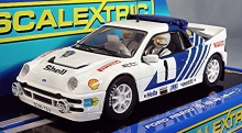 SCALEXTRIC C3493 FORD RS200