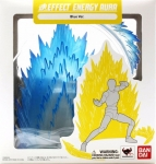 BANDAI 1284 ENERGY AURA BLUE VERSION TAMASHII ACTION FIGURE EFFECT