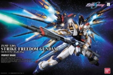 BANDAI 165506 GUNDAM SEED DESTINY PERFECT GRADE STRIKE FREEDOM MODEL KIT