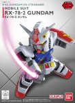 BANDAI 02641 GUNDAM RX-78-2 SD EX-STANDARD SUPER DEFORMED MODEL KIT