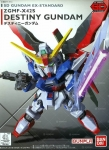 BANDAI 07854 DESTINY GUNDAM SD EX-STANDARD MODEL KIT