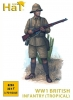 HAT 8293 1:72 WWI BRITISH INFANTRY IN KHAKI DRILL (TROPICAL)