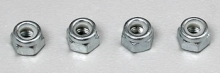 DUBRO 170 LOCK NUTS 4-40 GP