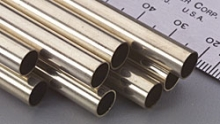 KS 8132 BRASS TUBE 9/32 7.14MM