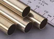 KS 8137 BRASS TUBE 7/16 11.11MM