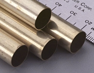 KS 8138 BRASS TUBE 15/32