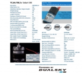 DUALSKY COMBO MOTOR + SPEED CONTROL KV355 1500W