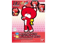 BANDAI 00582 1:144 PETITGGUY BURNING RED