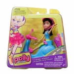 MATTEL BCY82 POLLY POCKET SURTIDO MUNECAS CON SCOOTER