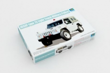 TRUMPETER 05518 1:35 JGSDF TYPE 73 LIGHT TRUCK MILITARY POLICE