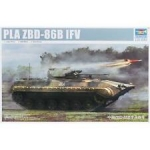 TRUMPETER 05558 1:35 PLA CHINESE ZBD6B TYPE 86B INFANTRY FIGHTING VEHICLE