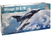 ITALERI 2510 1:32 MIRAGE III E-R MULTI-ROLE STRIKE AIRCRAFT