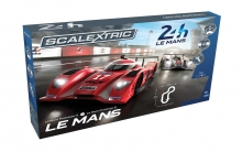 SCALEXTRIC C1368P LE MANS SPORTS CARS