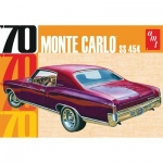 AMT 928 12 1:25 1970 CHEVY MONTE CARLO