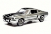 GREENLIGHT 12959 1:18 FORD MUSTANG GT500E 1967 ELEANOR - POLISHED METAL LIMITED
