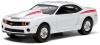 GREENLIGHT 29785 1:64 2012 CHEVY COPO CAMARO (WITH AUTHENTIC COPO HOOD-ENGINE