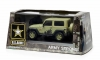 GREENLIGHT 86042 1:43 JEEP WRANGLER U.S. ARMY HARDTOP 2012
