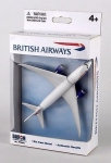 REALTOY RT6005 BRITISH AIRWAYS B787 (5PULG WINGSPAN) (DIE CAST)