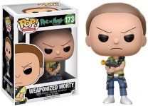 FUNKO 12440 POP! ANIMATION: RICK AND MORTY - WEAPONIZED MO