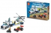 GIGATOYS 52014 HELICOPTER TRANSPORT TEAM  (393 PCS)