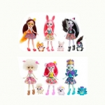 MATTEL DVH87 MUÑECA ENCHANTIMALS