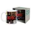 AQUARIUS 47041 AC-DC ALBUMS BOXED MUG
