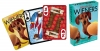 AQUARIUS 52233 WONDERFUL WEINERS PLAYING CARDS DECK