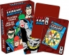 AQUARIUS 52301 DC COMICS- RETRO JUSTICE LEAGUE PLAYING CARDS DECK