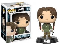 FUNKO 14872 FUNKO POP! STAR WARS: / ROGUE ONE W2 - YOUNG JYN ERSO