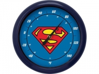 NJCORCE 39029 SUPERMAN LOGO 10 INCH OUTDOOR THERMOMETER