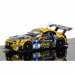 SCALEXTRIC C3847 BMW Z4 GT3 (2015 NBRG NO.17)