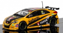 SCALEXTRIC C3861 BTCC HONDA CIVIC TYPE R (MATT NEIL)