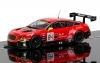 SCALEXTRIC C3845 BENTLEY CONTINENTAL GT3 (TEAM HTP RED)