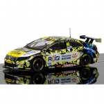 SCALEXTRIC C3864 S_BTCC VW PASSAT (AARON SMITH)