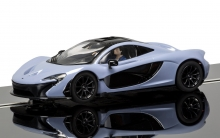 SCALEXTRIC C3877 MCLAREN P1 – CERAMIC GREY