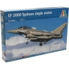 ITALERI 1355 EF 2000 TYPHOON (ONE SEATER) 1:72