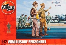 AIRFIX 00748 USAAF PERSONNEL 1:72